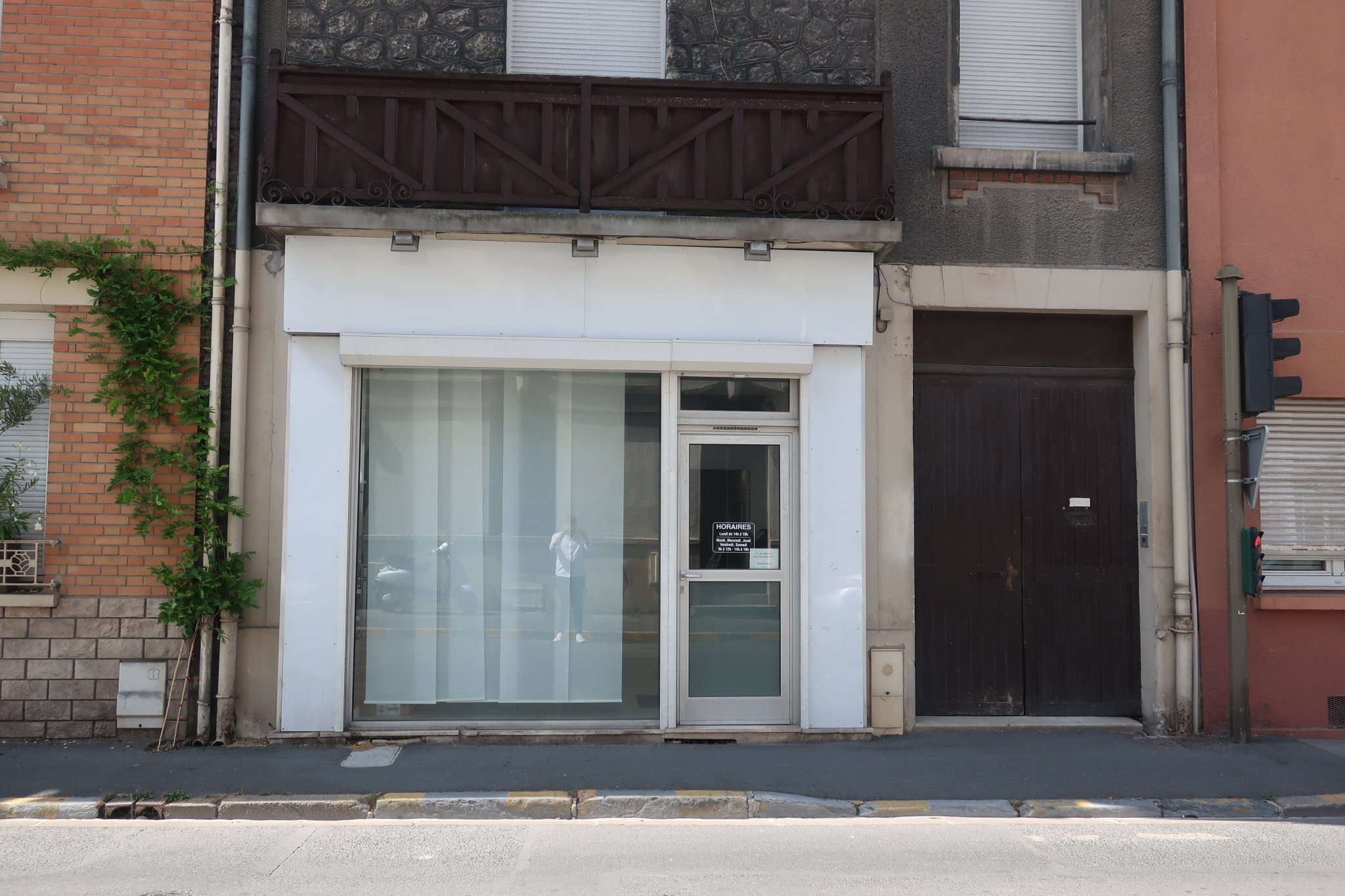 Local Commercial 50m2 Reims